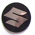 SUZUKI Logo for Flip Key