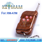 ATM style Size A supplies for REMOTE MASTER