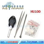 New type car key combination tool HU100