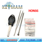 The car key restructuring tool HON66
