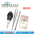 The car key restructuring tool HU101