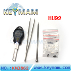 The car key restructuring tool HU92