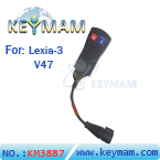 Lexia-3 Lexia3 V47 Citroen/Peugeot Diagnostic PP2000 V25 with Diagbox V6.01 Software Support Peugeot 307