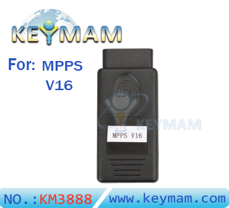 MPPS V16 ECU Chip Tuning for EDC15 EDC16 EDC17 Inkl CHECKSUM