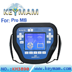 The Key Pro M8 with 150 Tokens Best Auto Key Programmer