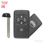 TOYOTA Previa remote smart key shell 5 button