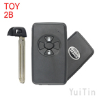 TOYOTA Carola remote smart key shell 2 button