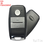 KIA K5-sportsge-2014-FSK433MHz-ID46 smart remote key 3 button