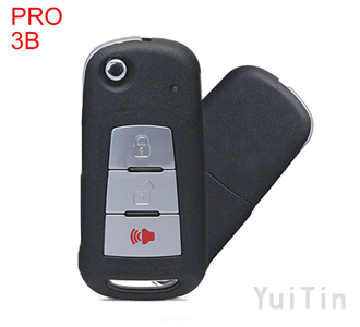 PROTON Preve remote key shell 3 button