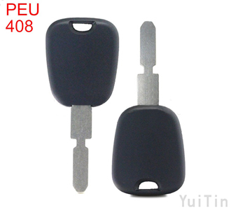 PEUGEOT 408 model key shell NE78(without logo)