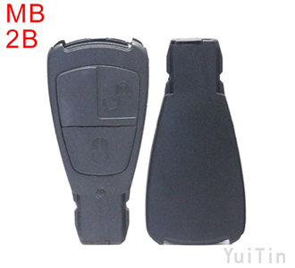 2001 Mercedes-Benz remote key shell 2buttons