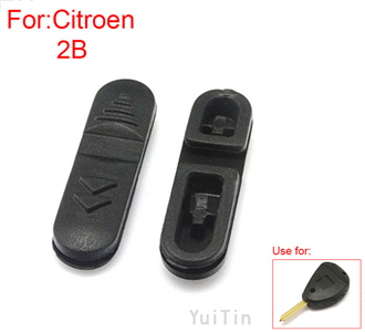 [CITROEN] buttons rubber 2 buttons(10pcs/lot)