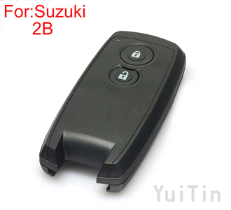 [SUZUKI] remote key shell 2 buttons