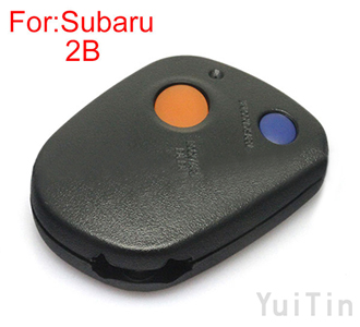 [SUBARU] remote key shell 2 buttons