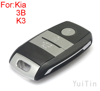 [KIA] K3 remote key shell 3 buttons