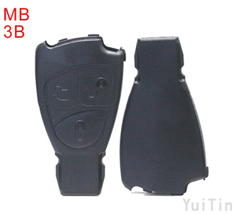 [Mercedes-Benz] remote remote shell 3B for 2005-2008 cars (no logo)