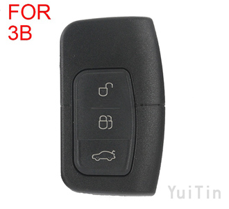 [FORD] Focus [SMA] remote key shell 3 buttons