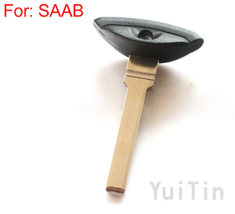 Saab small key blank