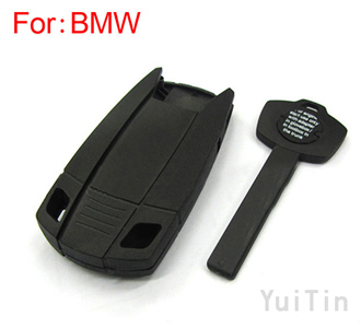 [BMW] CAS emergency key shell with the plastic key