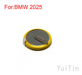 [BMW] EWS remoe battery 2025 (thin) can for charge