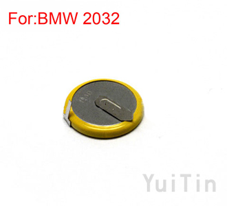 [BMW] EWS remoe battery 2032 (thick) can for charge