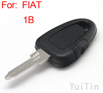 [FIAT] remote key shell 1 button