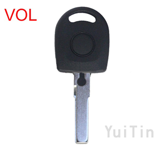 [VOLVO] key shell with light