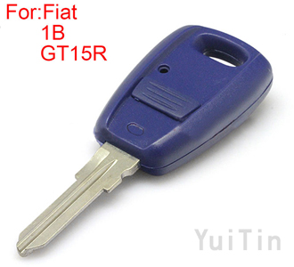[FIAT] remote key shell (blue color )