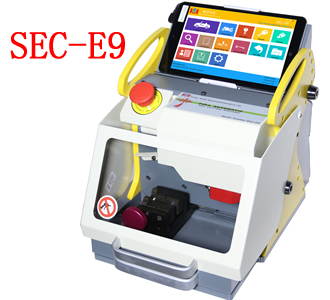Automatic Locksmith Equipment SEC-E9 Key Cutting Machine