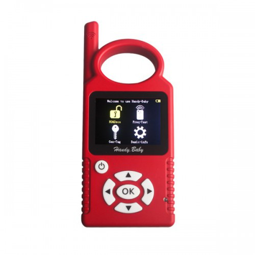 V9.0.0 Handy Baby Hand-held Car Key Copy Auto Key Programmer