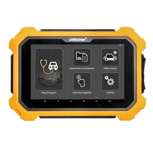 OBDSTAR X300 DP Plus X300 PAD2 C Package Full Version Support ECU Programming and Toyota Smart Key Get Free Renault Convertor