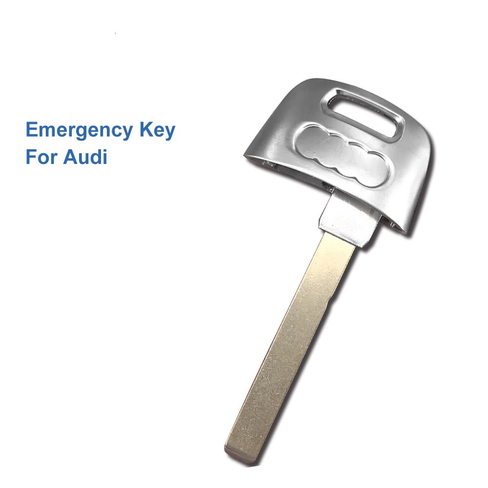 Emergency Key For Audi