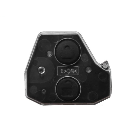 2 Buttons 315MHz Remote Key Blank For Perodua