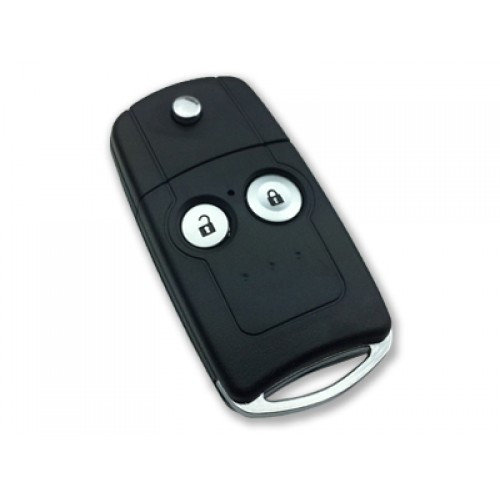 2 Button 433MHz Flip keyless entry Remote Key For Acura