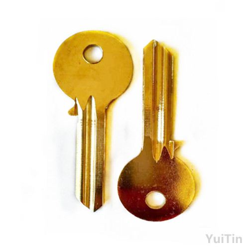 Top quality UL050 house key blanks with good surface from OSCAR blank keys Wholesale