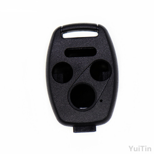 3+1 Buttons Remote Key Case Shell Fob Cover For HONDA