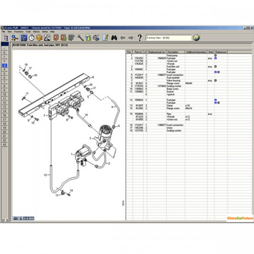 2019.05 Multi Spare Parts Catalog & Service Information for Scania