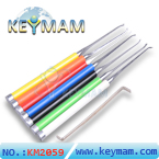 KLOM 8pcs Pin Lock Pick tool