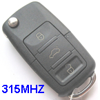 GD-QNB5-315 Selflearning Rolling Code remote control_315MHZ
