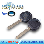 BYD transponder key shell