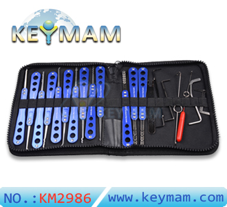 Champion Series 20-IN-ONE Locksmith tools for house lock