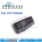 ID46 chip blank PCF7936AS