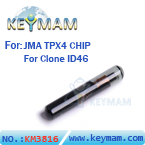 JMA TPX4 chip for clone ID46