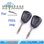 Jaguar FO21 key shell(without logo )