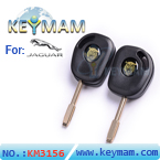 Jaguar key shell ,chip less key