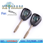 Jaguar key shell