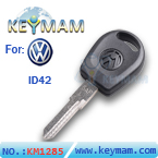 VW Jetta ID42 transponder key
