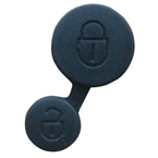 Citroen Elysee button rubber (10pcs/lot)