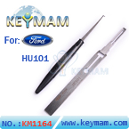 Lishi HU101 Ford Focus lock pick tool