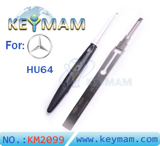 Lishi HU64 2 in 1  Mercedes pick and reader